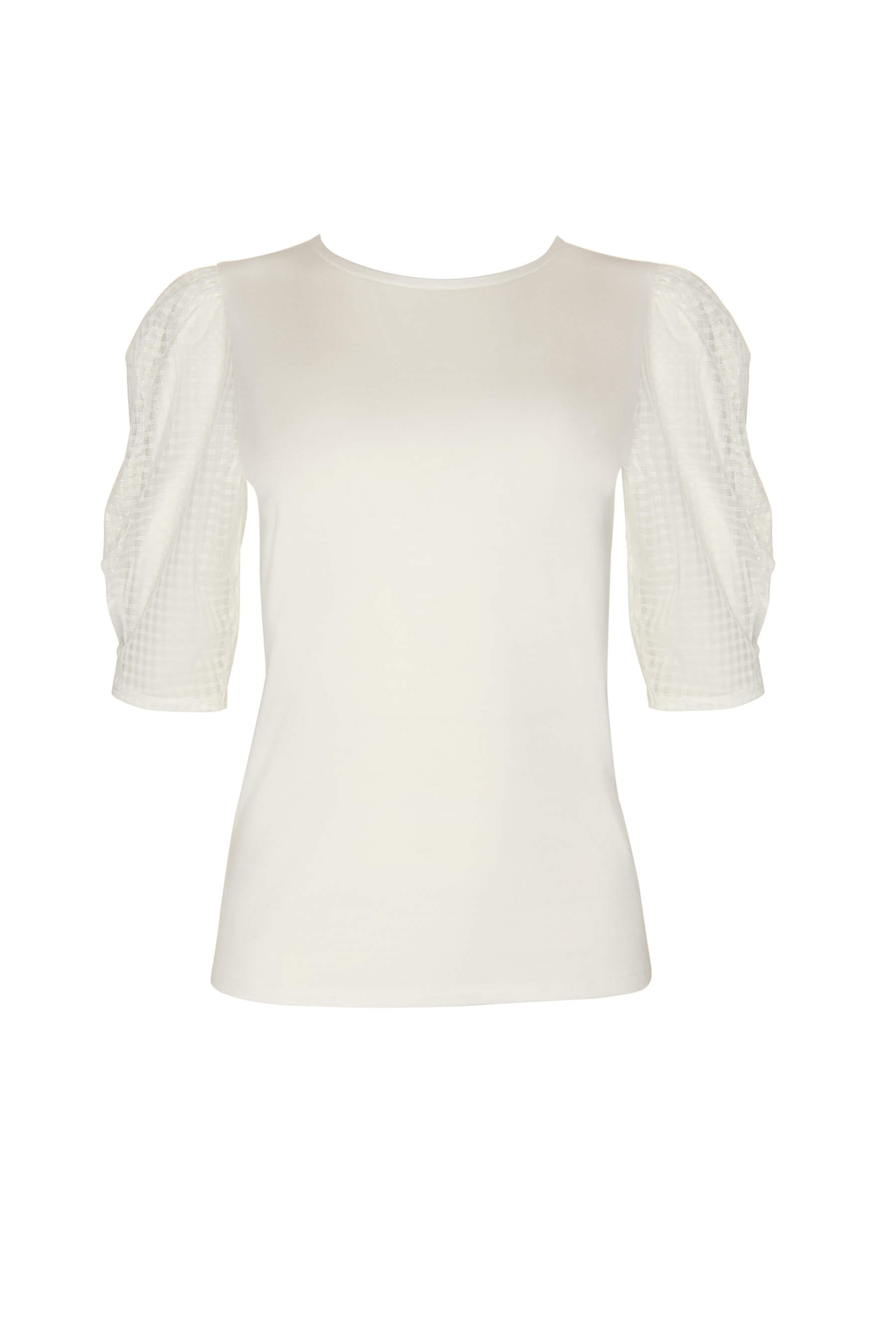 Majica s napuhanim rukavima »Limitless«