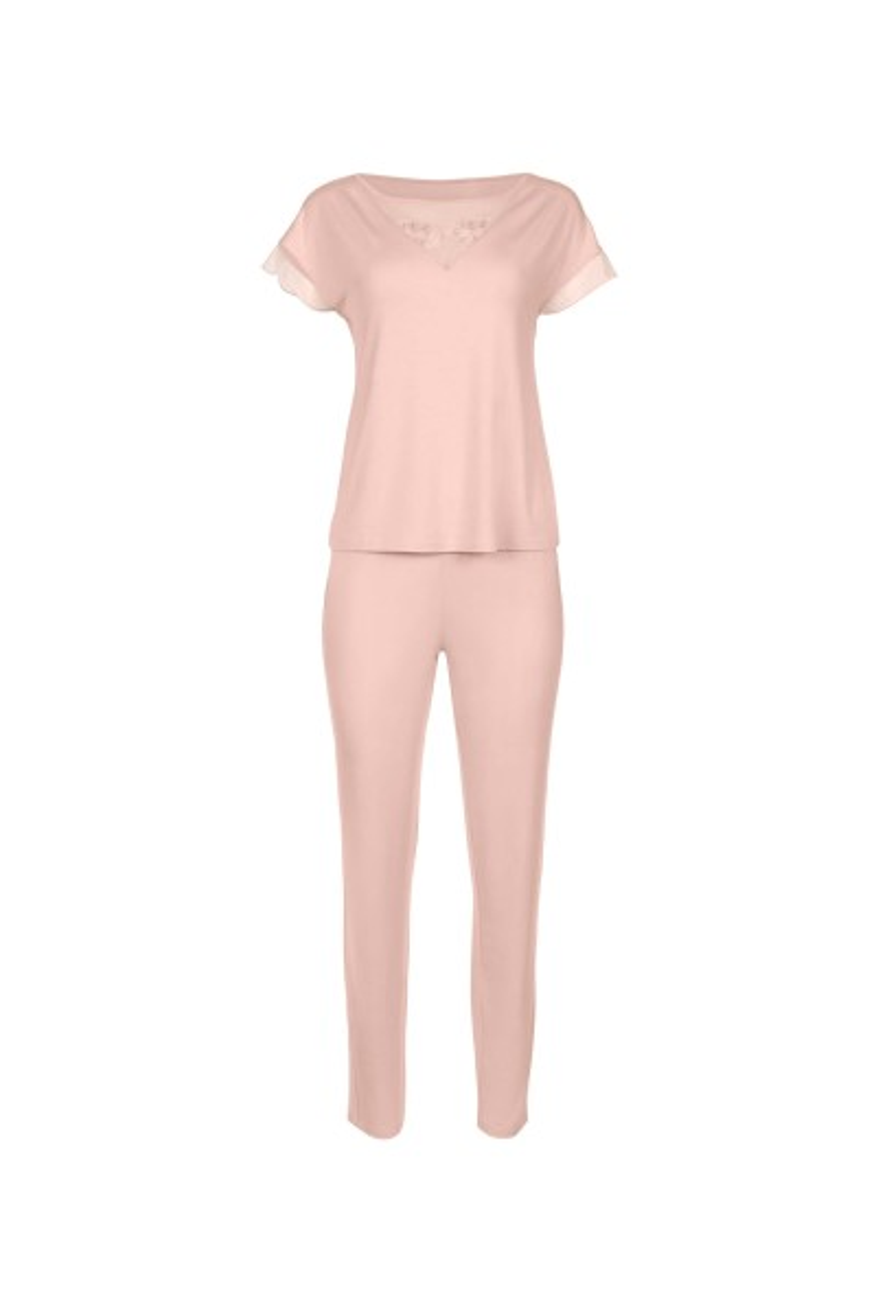 Pidžama s kratkim rukavima i dugim hlačama »Florianne«